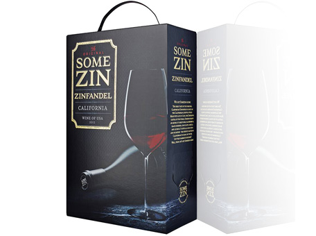 wine bag in box